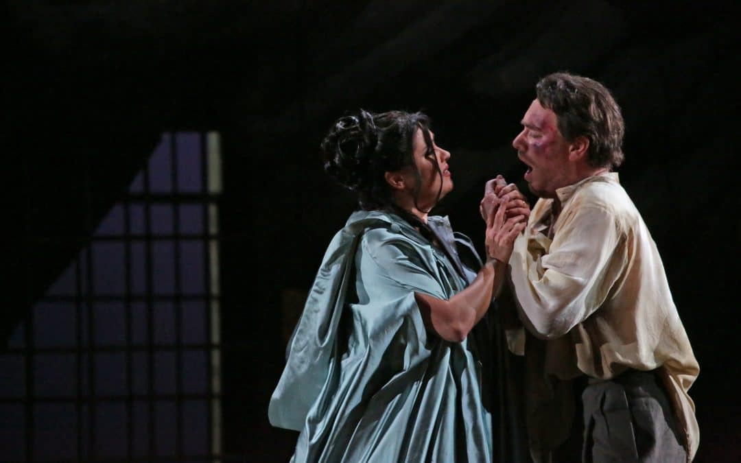 Sommeropera: Tosca