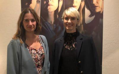 Q&A med Danica Curcic & Amanda Collin