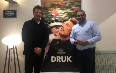 Thomas Vinterberg introducerer DRUK