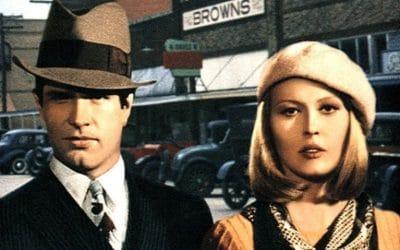 Gensyn med Bonnie & Clyde fra 1967