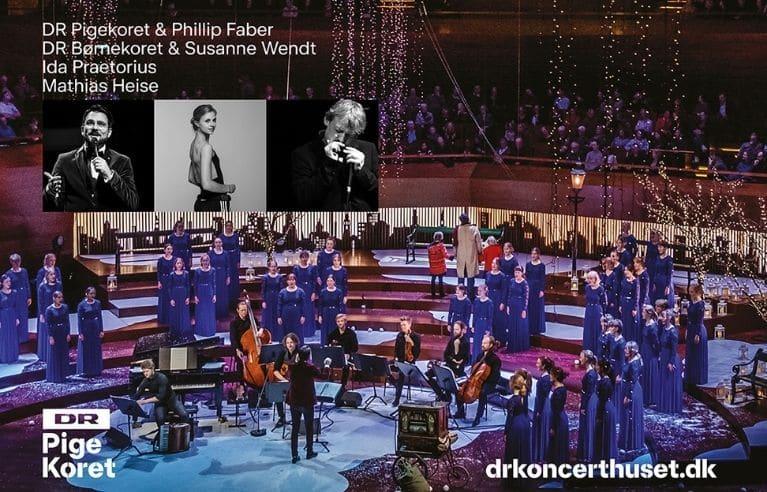 DR Pigekorets julekoncert LIVE fra Koncert-huset