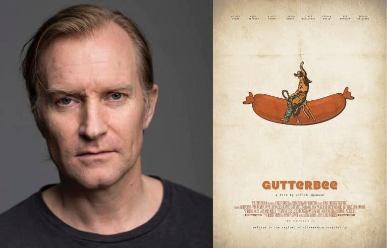 Mød Ulrich Thomsen og se hans nye film Gutterbee