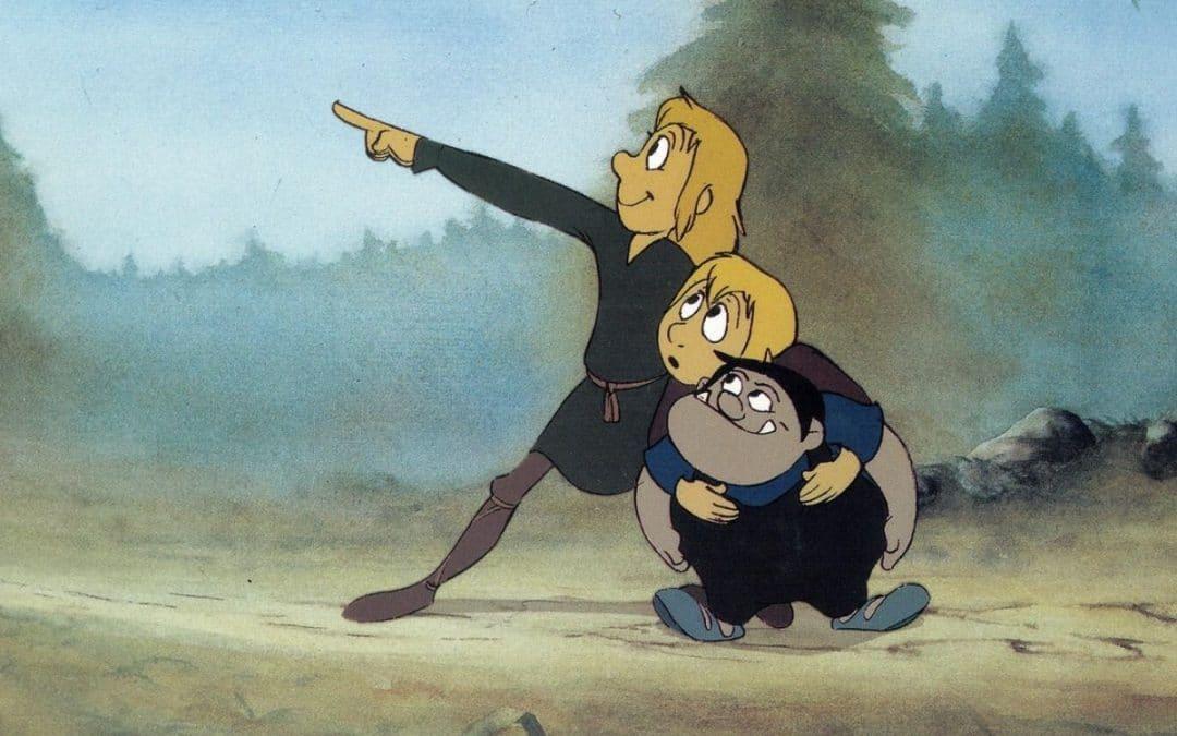 Klassiske børnefilm: Valhalla med introduktion af tegner Peter Madsen