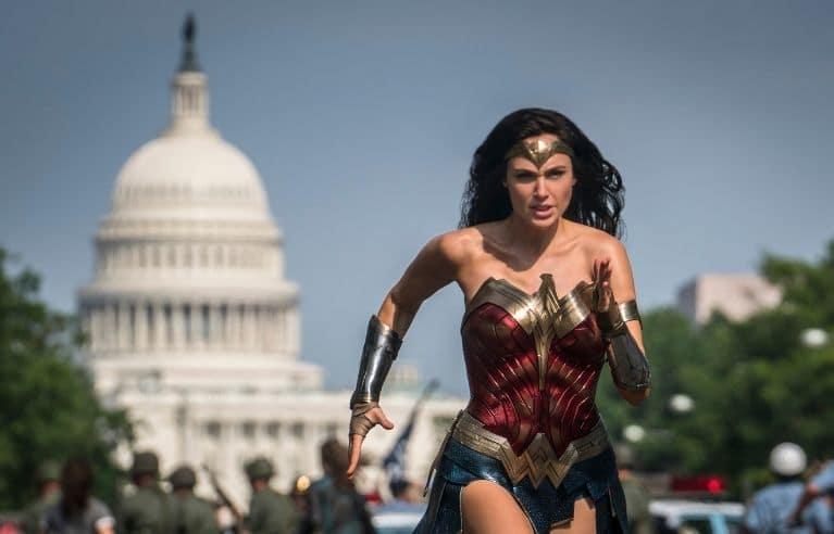 Wonder Woman 1984 forpremiere