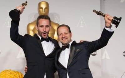 Oscarfest i Gentofte Kino: Helium og Druk