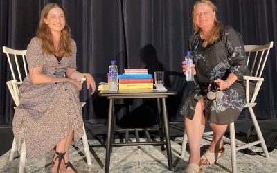Premiere TOVE med besøg af forfatter Merete Pryds Helle