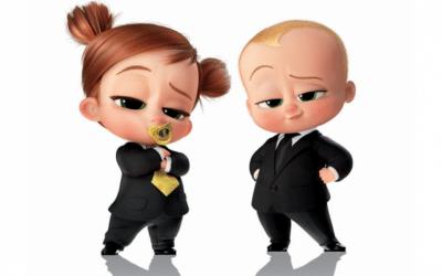 Forpremiere Boss Baby 2 – Det blir i familien