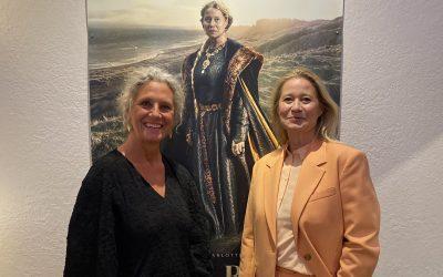 Mød Trine Dyrholm og Charlotte Sieling